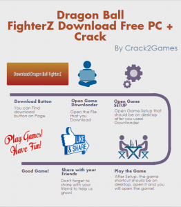 Dragon Ball FighterZ download crack free