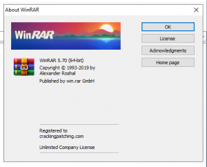 WinRAR Torrent